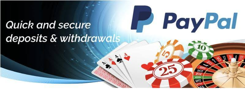Casino non Aams paypal